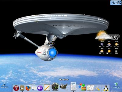 RK_Launcher Desktop