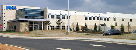 Dell's New NC Plant