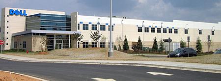 Dell's New NC Plant
